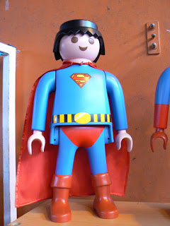 playmobil xxl superman
