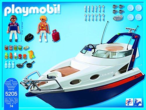 playmobil yacht