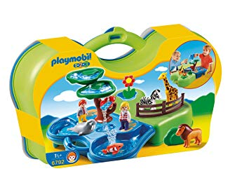 playmobil zoo 123