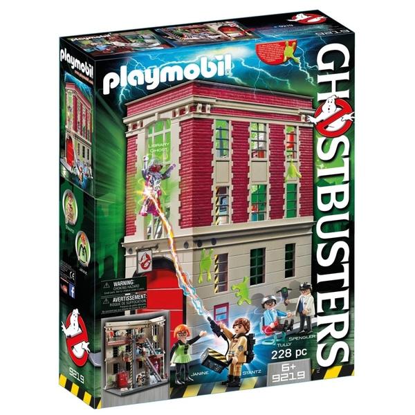 playmobile ghostbuster