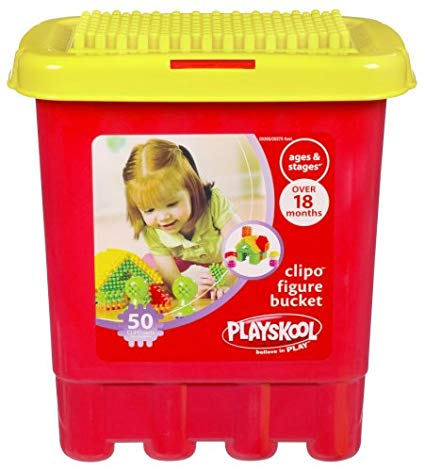 playskool clipo