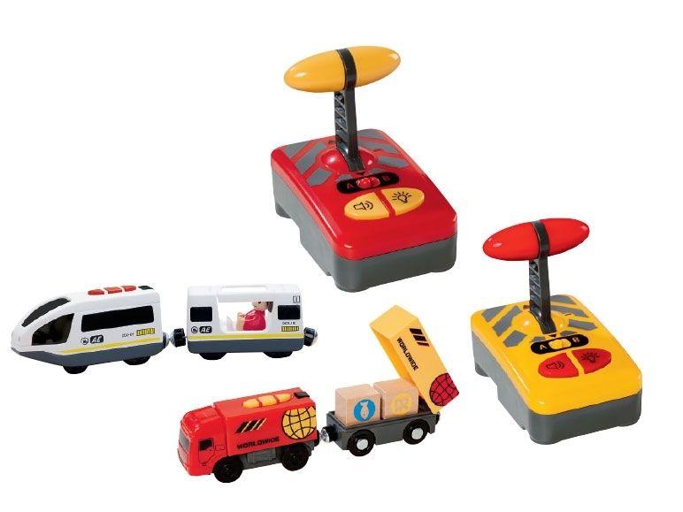 playtive junior train