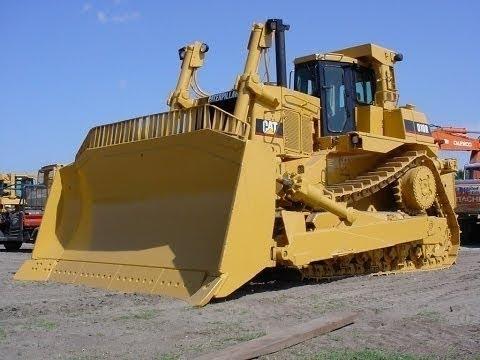 plus gros bulldozer du monde