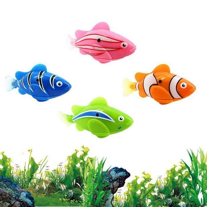 poisson electrique jouet