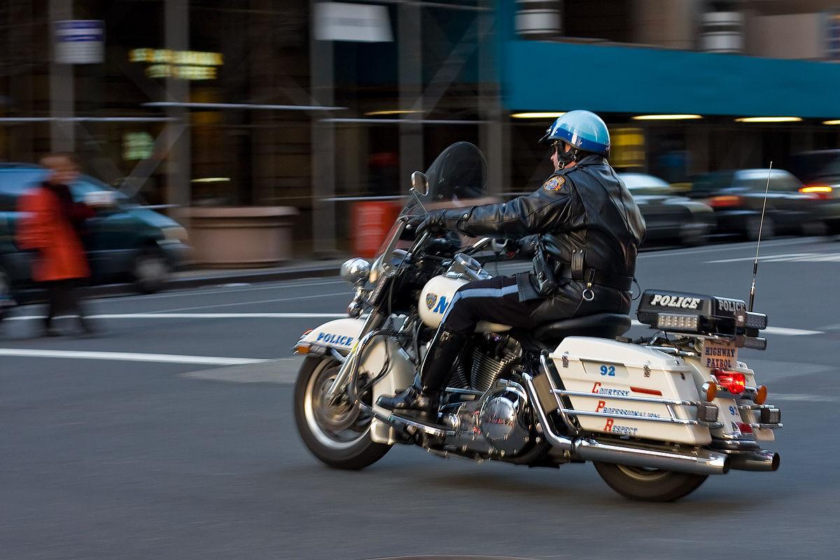 police a moto