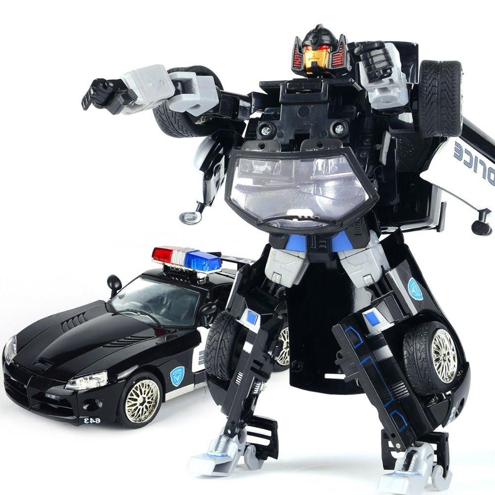 police transformer