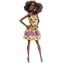 poupee barbie noire