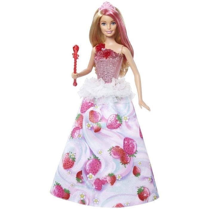 poupee barbie princesse