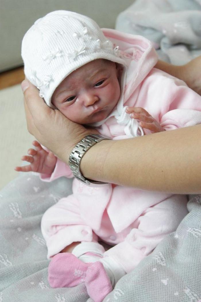 poupee bebe reborn