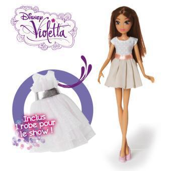 poupée de violetta