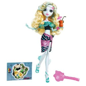 poupeé monster high lagoona