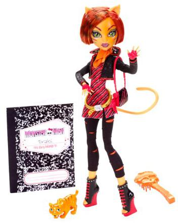 poupeé monster high toralei