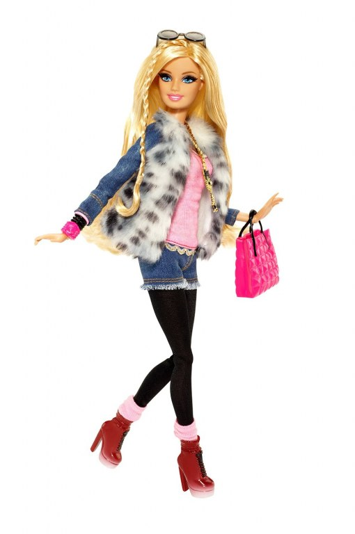 pouper barbie