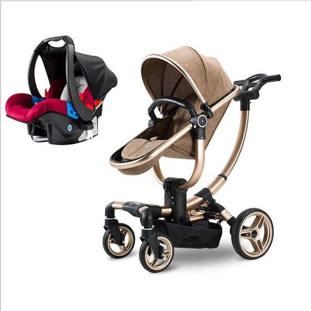 poussette de luxe pour bebe