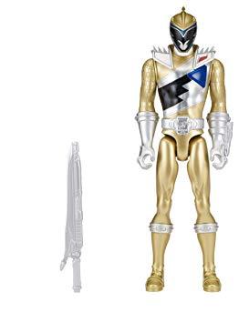 power ranger doré
