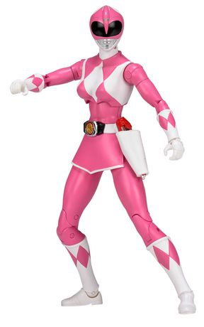 power ranger rose