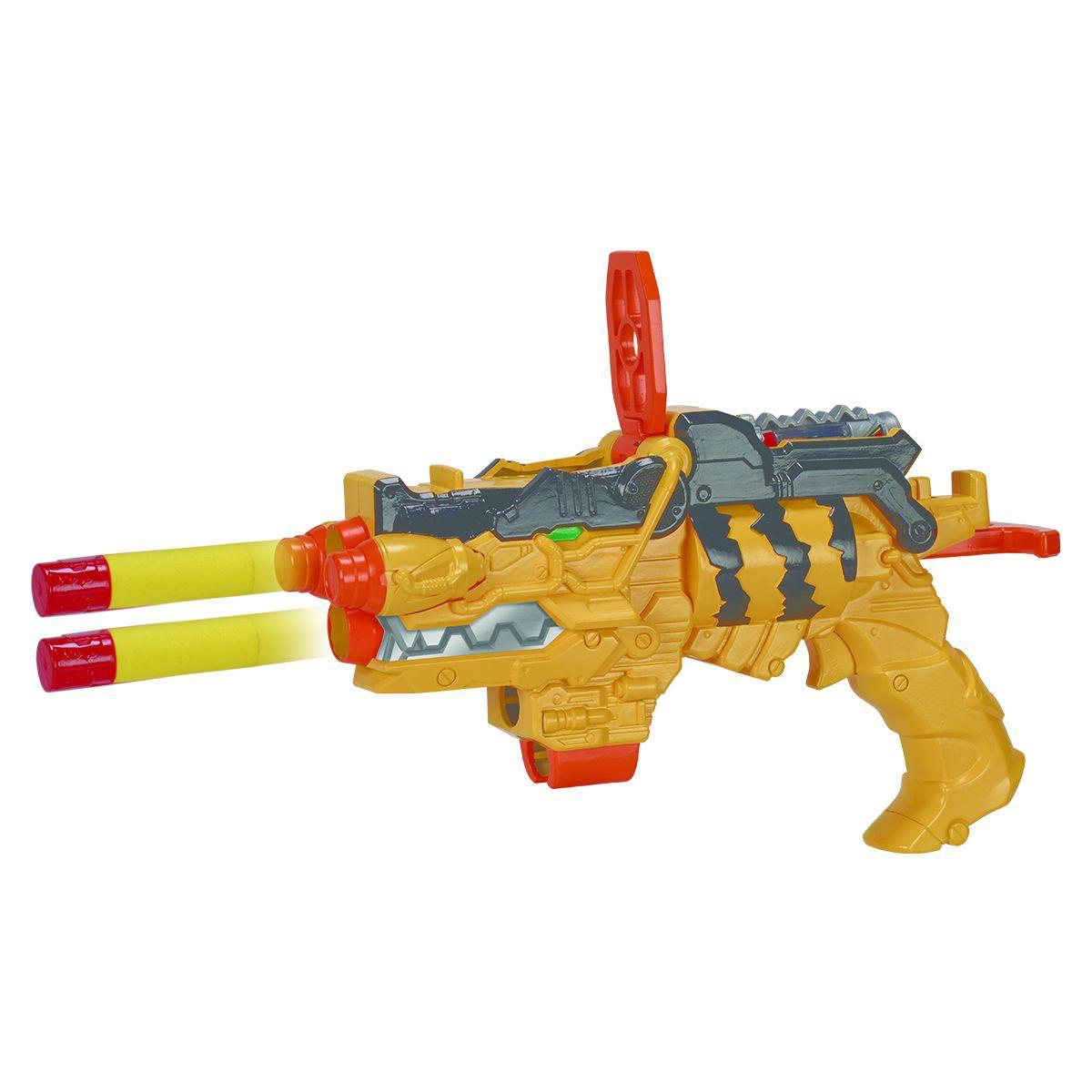 power rangers blaster lance missiles