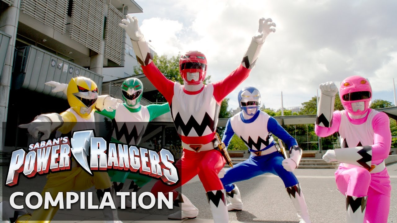 power rangers megaforce en francais