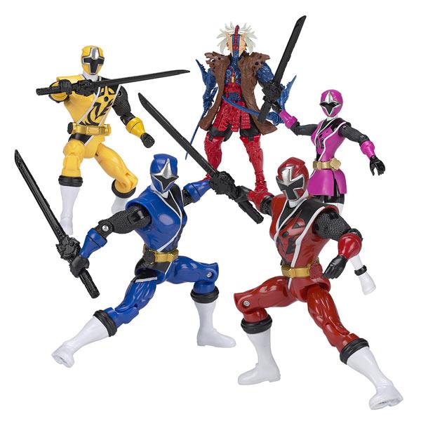 power rangers ninja steel jouet