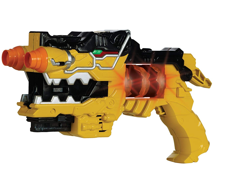 power rangers pistolet
