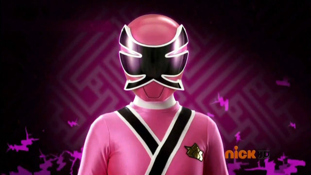 power rangers samurai rose