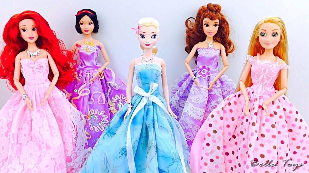 princesse disney barbie