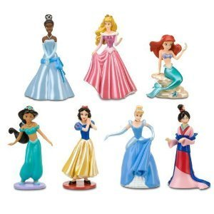 princesse disney figurine
