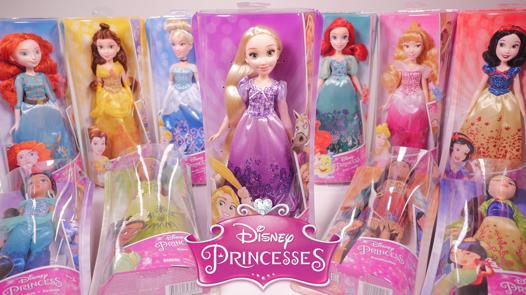 princesse disney poupee