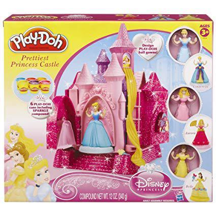 princesse play doh