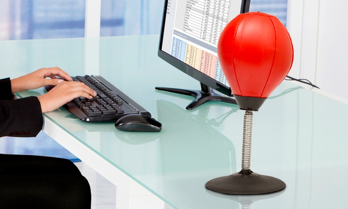 punching ball bureau