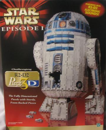 puzzle 3d star wars