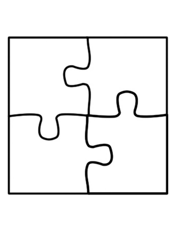 puzzle 4 pieces