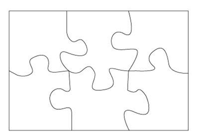 puzzle 6 pieces