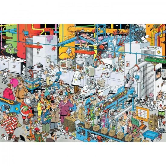 puzzle adulte gratuit 500 pieces