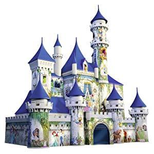 puzzle chateau disney