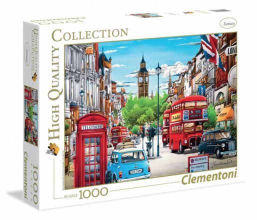 puzzle clementoni 1000 pièces