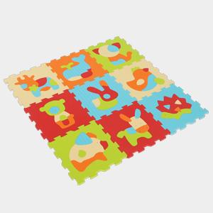 puzzle dalle mousse