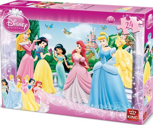 puzzle de princesse