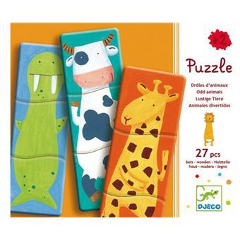 puzzle djeco animaux