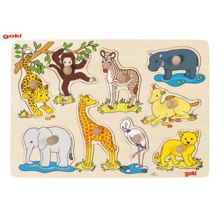 puzzle enfant animaux