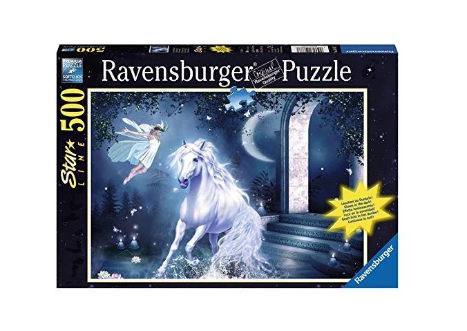 puzzle lumineux