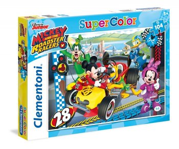 puzzle mickey