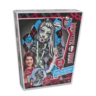 puzzle monster high 1000 pieces