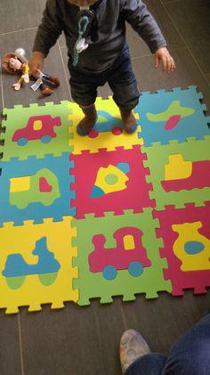 puzzle mousse