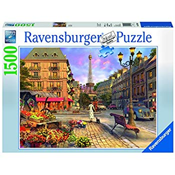 puzzle paris ravensburger