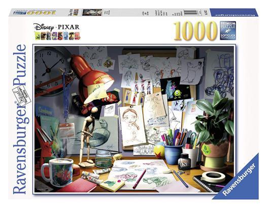 puzzle pixar