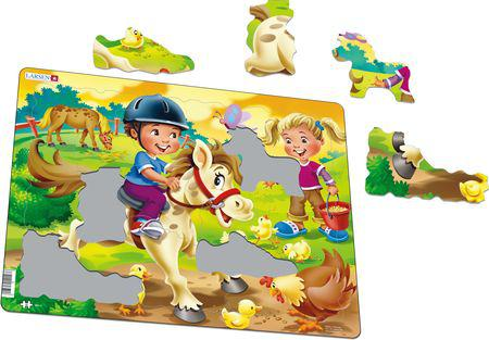 puzzle poney