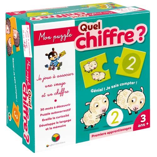 puzzle pour enfant de 4 ans