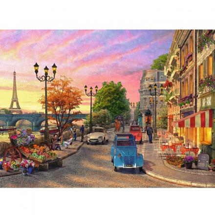puzzle ravensburger paris
