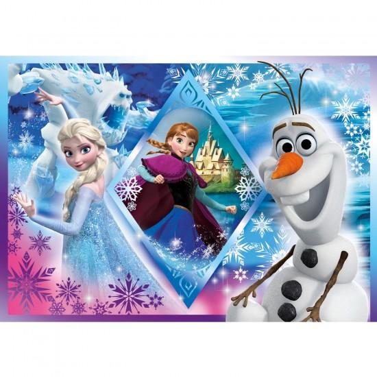 puzzle reine des neiges